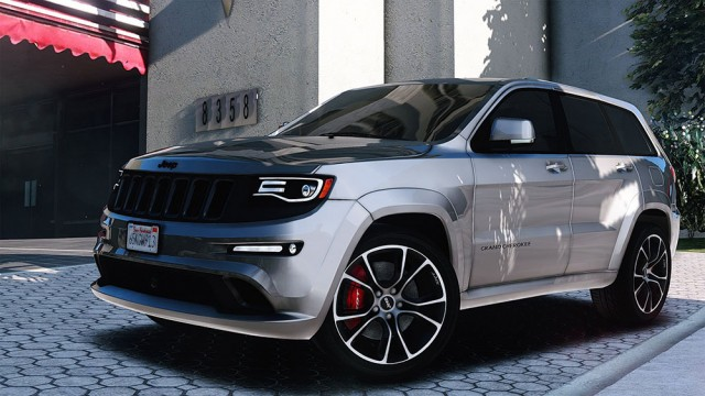 Jeep SRT-8 2015 (Add-On) v1.4