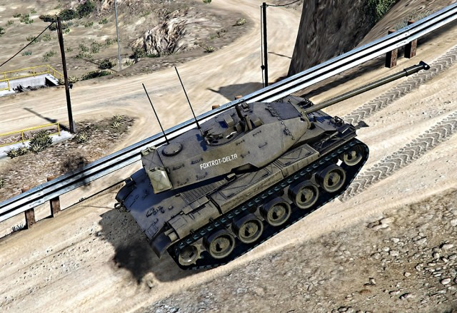 M41 Walker Bulldog USA MBT v1.4 (Add-On)