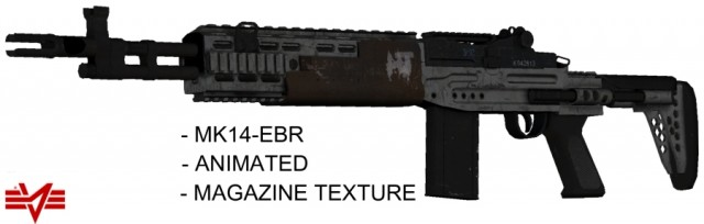 MK14-EBR (Call of Duty: Ghosts)