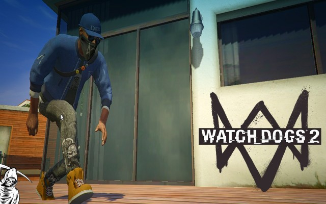 Marcus Holloway (Watch Dogs 2) v1.0