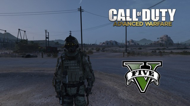 Marine (Call of Duty: Advanced Warfare) v1.0