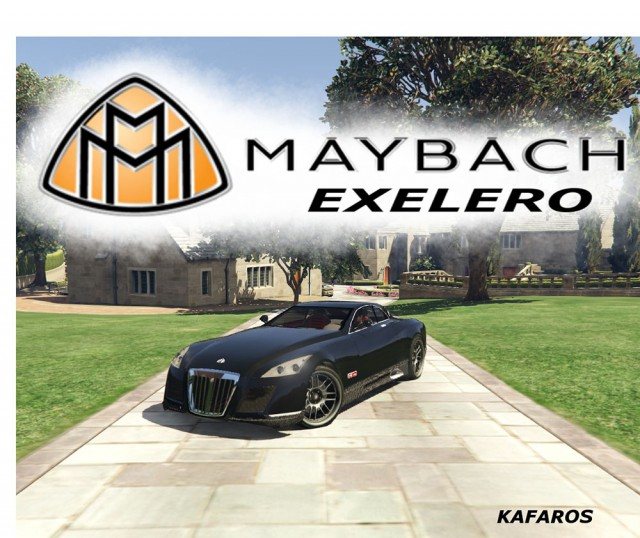 Maybach Exelero v0.5