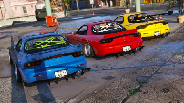Mazda RX7 FD3S Stance (Add-On / Replace) v1.4