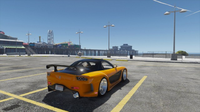 Mazda RX7 Veilside Fortune (Add-On / Replace) v1.4