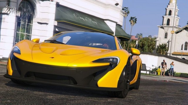 McLaren P1 2014 (Add-On/Replace) v2.0