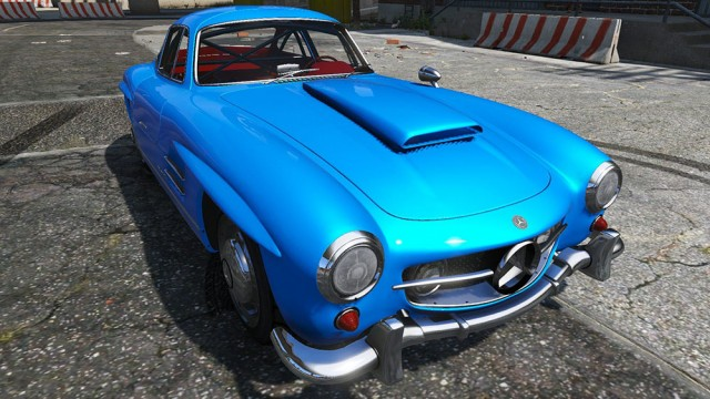 Mercedes-Benz 300 SL Gullwing 1954 v1.0
