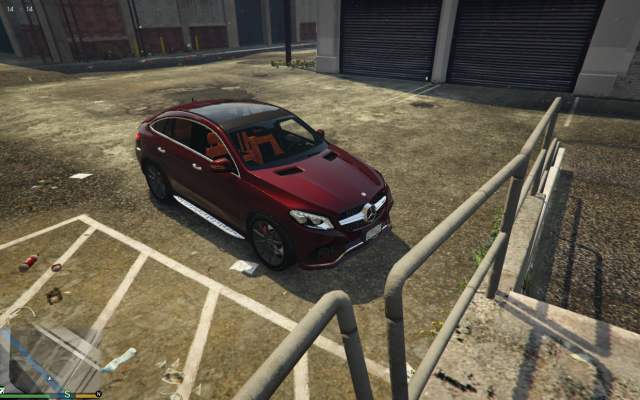Mercedes-Benz AMG GLE (Add-On / Replace) v1.7