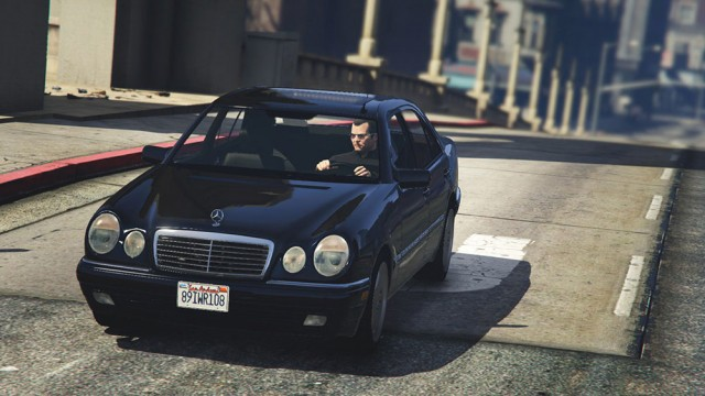 Mercedes-Benz E420 (W210) (Add-On/Replace) v1.1