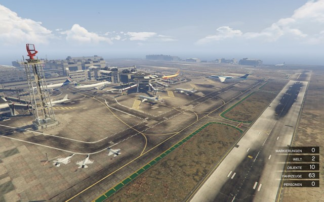 More Planes, Helicopters and Tanks at the Airport v1.2