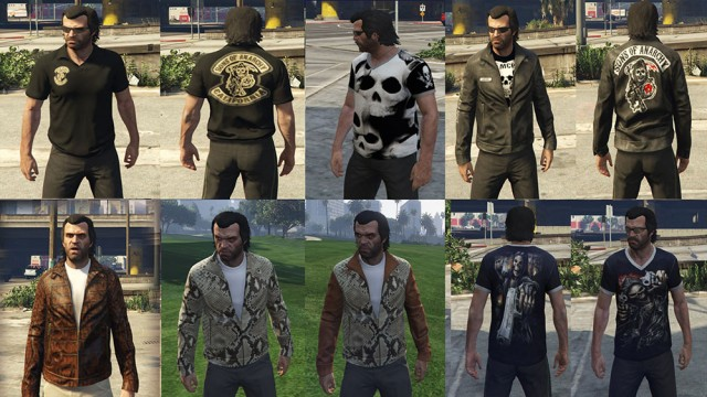 Clothing Pack For Trevor v5.40