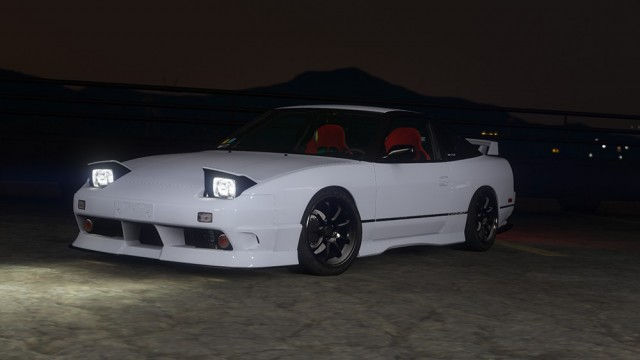 Nissan 180SX Type-X v1.1 (Add-on)