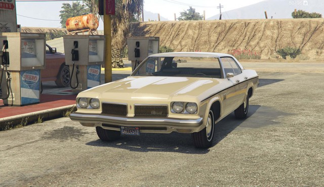 Oldsmobile Delta 88 1973 (Add-On/Replace) v2.9