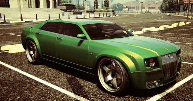 PMP 600 from GTA IV