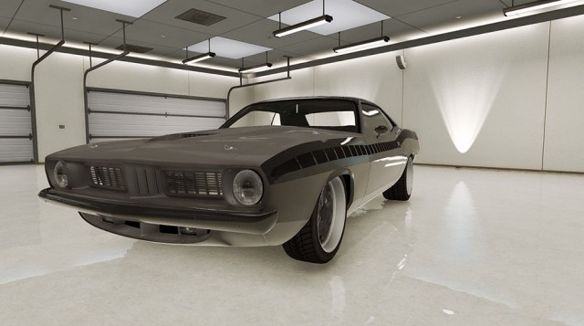 Plymouth Barracuda [Furious 7] (Add-On/Replace) v1.2.1