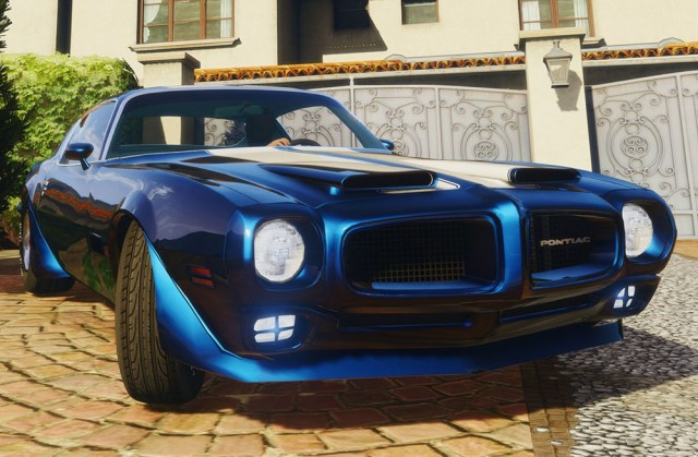 Pontiac Firebird 1970 (Add-On/Replace)