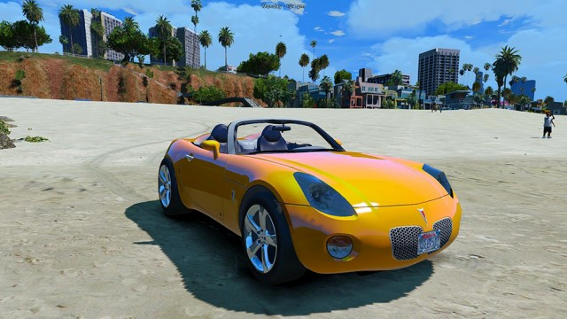 Pontiac Solstice (Add-On/Replace) v1.0