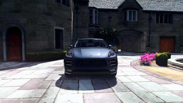 Porsche Macan Turbo 2016 v1.1 (Add-On/Replace)