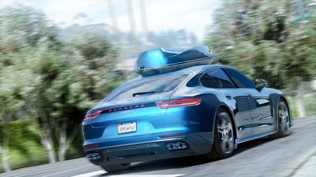 Porsche Panamera 2017 v1.0 (Add-On/Replace)