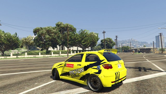 Proton Satria Neo (Add-On/Replace) v1.1