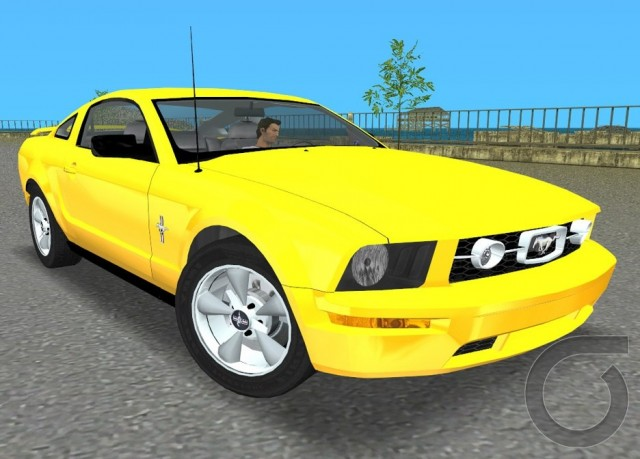 2005 Ford Mustang Pony Edition