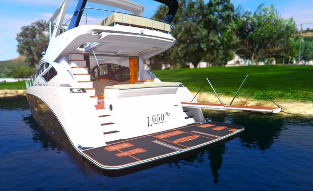 Sea Ray L650 Fly v1.0
