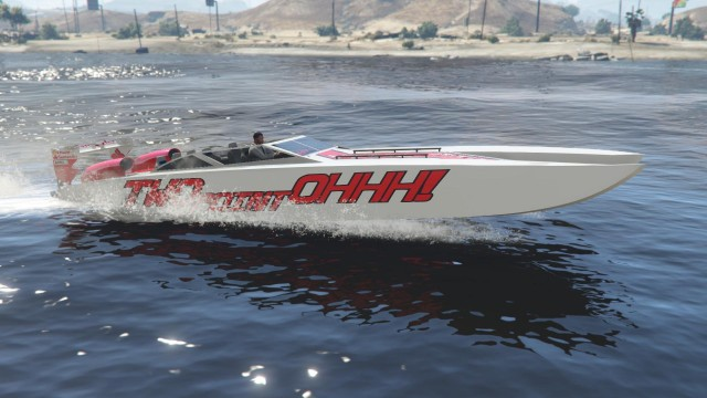 Speedboats (Add-On)