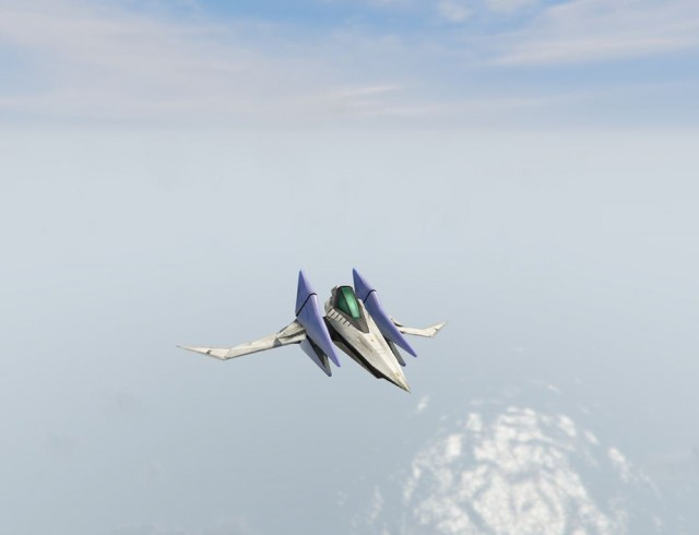 Star Fox: Arwing (Add-On/Replace)