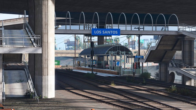Stations of San Andreas v1.0