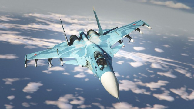 Su-33 (Add-On/Replace) v1.0