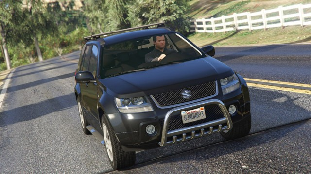 Suzuki Grand Vitara v1.1 (Add-On/Replace)