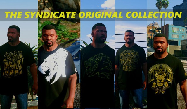 Syndicate Original Collection (Franklin) v2.00