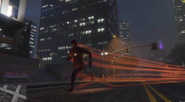 The Flash Script Mod