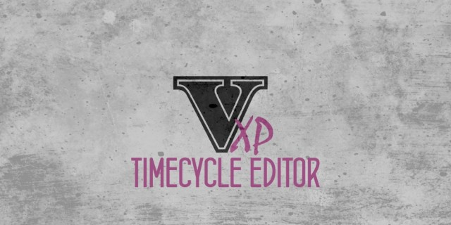 [VXP] Timecycle Editor v1.0 beta
