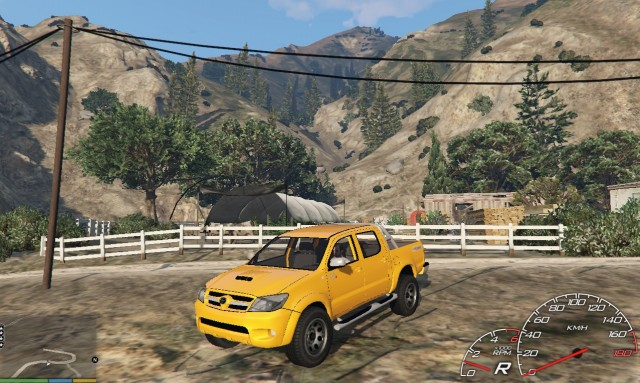 Toyota Hilux 3.0 4wD v0.2