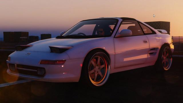 Toyota MR2 GT 1995 v1.2 (Add-on)