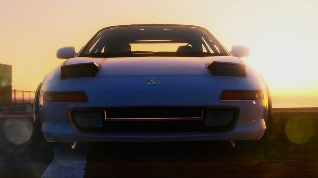 Toyota MR2 GT 1995 v1.2 (Add-on)