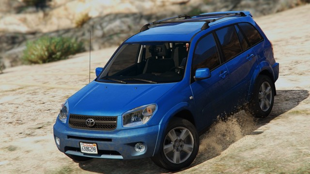 Toyota RAV4 (XA20) v1.0 (Add-On/Replace)