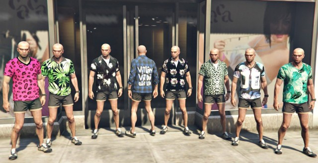 Trevor Shirt Collection