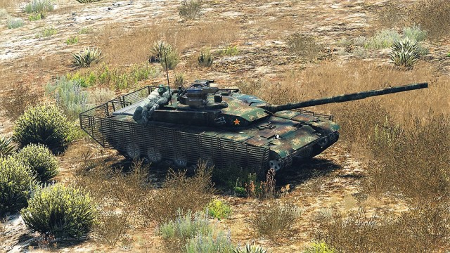 Type-99 MBT (Add-On)