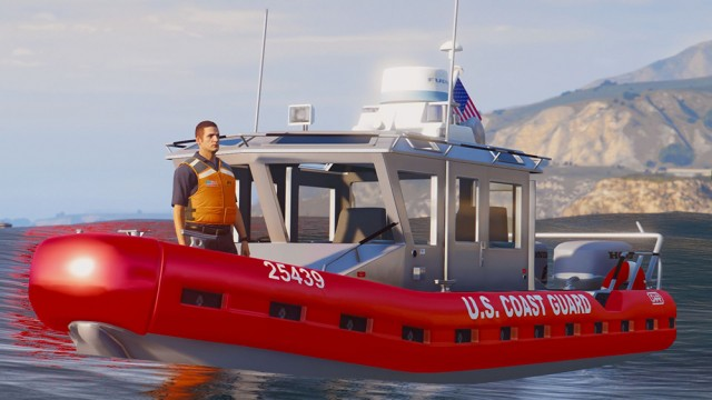 USCG Defender class (Add-on)