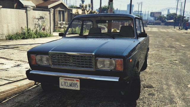 VAZ-2107 (Lada Riva) (Add-On/Replace) v1.3