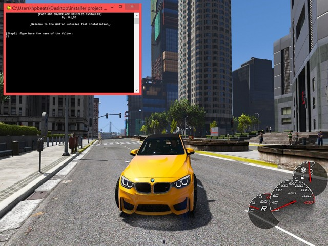 Vehicles Installer v3.0