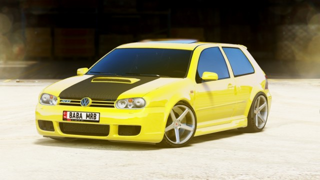 Volkswagen Golf Mk4 v1.0 (Add-One/Replace)