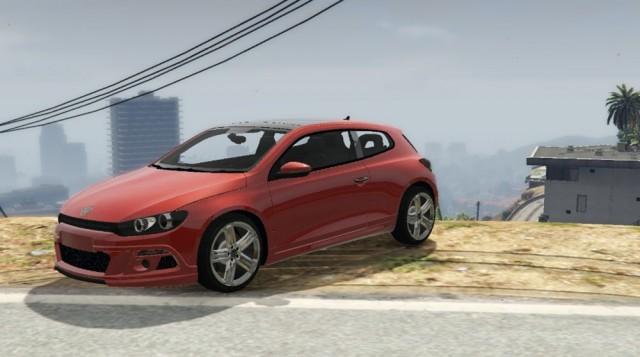 Volkswagen Scirocco R 2011 (Add-On/Replace) v0.5