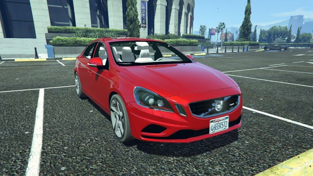 Volvo S60 R-Design (Add-On/Replace) v1.2
