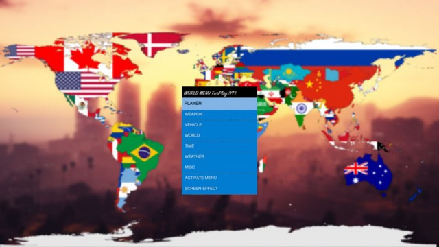 WorldMenu + Different Languages + Special Features v5.0.2
