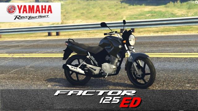 Yamaha YBR Factor ED 2011