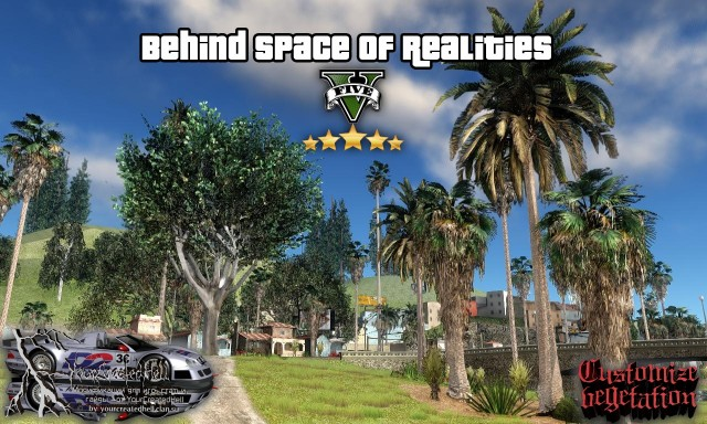 Behind Space Of Realities Facilitated - Five Stars (C-FS-1)
