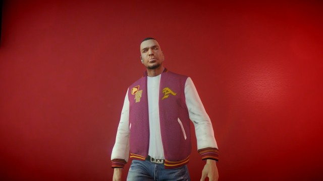 Redwood Jacket (GTA V)