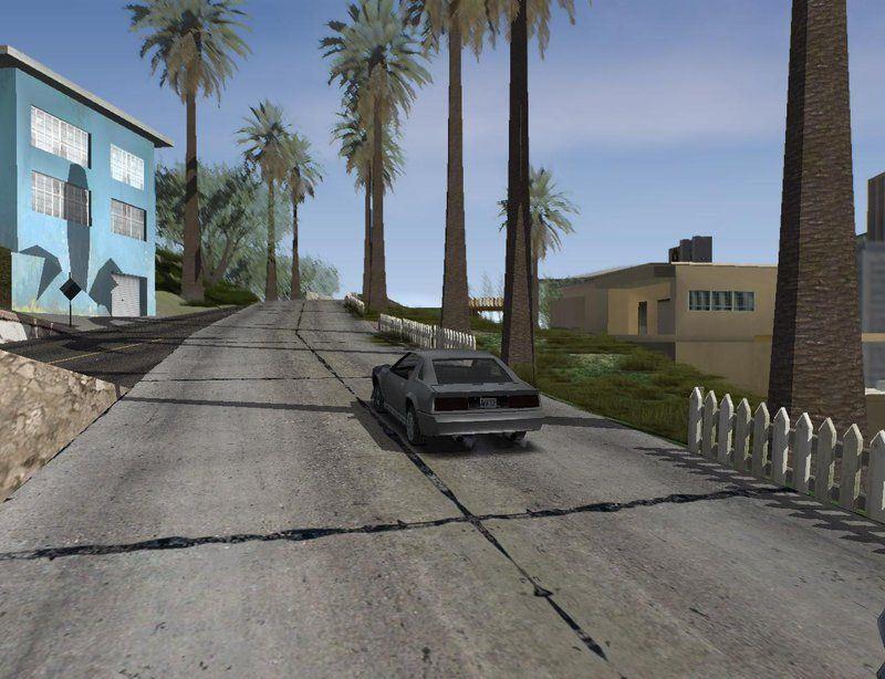 DannO ENB for low PC скачать для GTA: San Andreas — GTA com ua